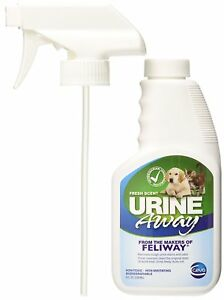 Urine Away Soaker Stain & Odor Remover Fresh Scent 8oz