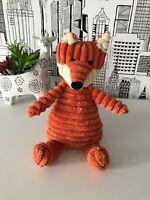 Jellycat Cordy Roy Fox Soft Orange & Cream Comforter J3494 27cm Plush cord