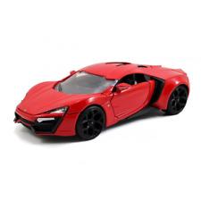 Fast And Furious 7 Lykan Hypersport Rouge 1:24 Echelle Jada 97377