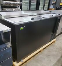 """New Turbo Air Bar Back Reach In Bottle Cooler Tbc-65Sd 65"""" 12.5 cu ft"""