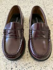 Sperry Penny Loafers NIB Brown 11.5 Colton