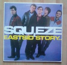SQUEEZE  Vinyl LP  East Side Story, (Incl Labelled With Love) EX