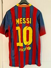 F.C.BARCELONA MESSI FOOTBALL SHIRT NIKE 2014