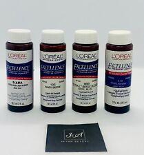 LOREAL EXCELLENCE LIQUID-GEL PERMANENT HAIR COLOR 2 OZ