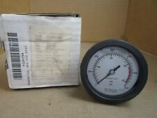 "Heinz Wagner 3"" Face Pressure Gauge Manometer RKG 63-1 RKG631 6000 PSI New"