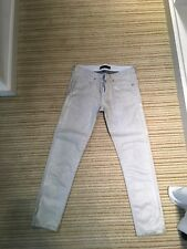 Juicy Couture Gold Metallic Jeans - Size 27