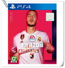 PS4 FIFA 20 SOCCER 2020 SONY PlayStation EA Sports Football Games