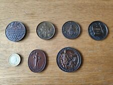 More details for 6 various bakery / bakers medals - aberdare, croydon, swansea, hovis etc.