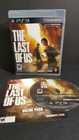 The Last Of Us (2013) - Playstation 3 - Very Good Condition - Fast Sale