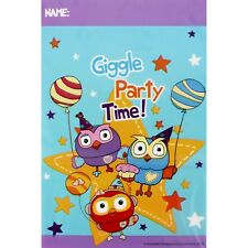 GIGGLE AND HOOT PARTY SUPPLIES LOLLY LOOT TREAT FAVOUR BAGS SACKS PACK OF 8