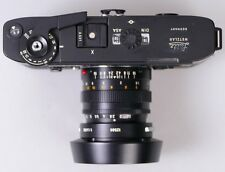 Leica M5 + Summilux 50 1.4 + Hood --- Dummy Attrappe Display Model ---schwarz