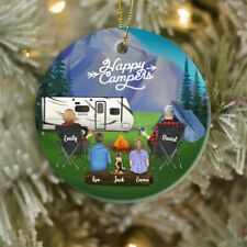 Personalized Family Christmas Ornaments gifts Decorative