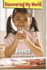 DISCOVERING MY WORLD - BONES - Childrens Picture Reading Learning Story Book