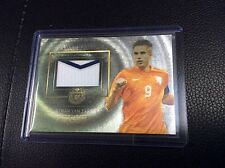2015 Futera Unique Memorable Robin van Persie Netherland Use Jersey Patch 27/105