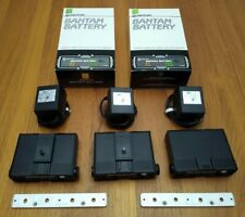 Quantum Bantam battery pack with ALL accessories, manuals, & box/packaging !!!
