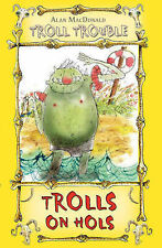 Trolls on Hols (Troll Trouble), 0747586306, New Book