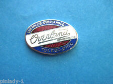 WILLYS OVERLAND CAR CO. - hat pin, , lapel pin , tie tac, hatpin GIFT BOXED