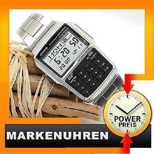 Casio Collektion DBC-32D-1AES Die Uhr m. Taschenrechner