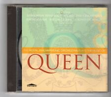 (GZ847) Royal Philharmonic Orchestra Plays The Music Of Queen - 1996 CD