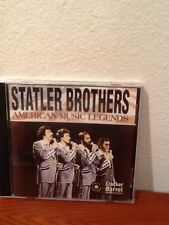 Statler Brothers Cracker Barrel Music CD American Music Legend EUC Country