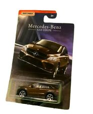 2019 Matchbox Mercedes-Benz GLE Coupe 1:64 Brown Diecast Car