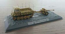 MILITARY MODEL 1:72 Steyr RSO 0/1 + Pak 40  2.Pz.Div.  Normandie 1944