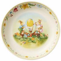 VILLEROY & BOCH Spring Fantasy Osterkörbchen Osterteller Porzellan Bunny Family