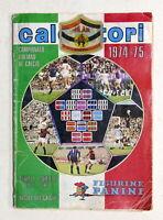 Album Figurine Panini Calciatori 1974/ 1975 - Completo