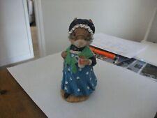Splendid Tales Of Honeysuckle Hill Figurine Rosemary Rabbit Regency Fine Arts