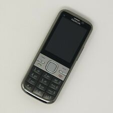 Nokia C5-00 - Basic Camera Phone - RM-645 - Working Condition - EE - Fast P&P