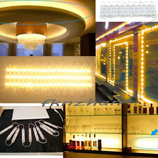 100ft SMD5050 3 LED Module Light Club Store Front Window Sign Light Lamp//Power