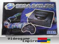 1x Schutzhülle für Sega Saturn Konsole OVP Verpackung Hülle Box Protector BIG