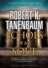 Echoes of My Soul by Robert K. Tanenbaum (2013, CD)