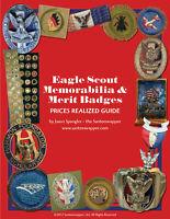 Boy Scout Memorabilia Prices Realized Guide: Eagle Scout & Merit Badges (+bonus)