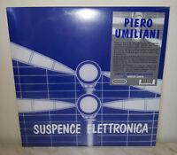 LP PIERO UMILIANI - SUSPENCE ELETTRONICA - LIMITED EDITION 500 - WHITE - NEW