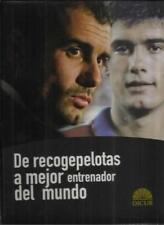 Libro: Guardiola, De recogepelotas a mejor entrenador del mundo - precintado