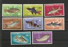 Thailande Thailand  YT 490/97 poissons  fish pescado fische  ** MNH
