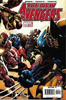 New Avengers Comic 19 Cover A First Print 2006 Brian Michael Bendis Mike Deodato