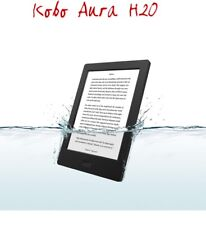Kobo Aura H2O Waterproof, eReader 6.8'' Illuminated screen, 4GB Wi-Fi Black !!!