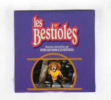 CD SINGLE PROMO (NEUF) T.V. SERIE LES BESTIOLES (HENRI SALVADOR)