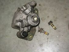 2004 Bombardier CAN AM Outlander 400 4X4 rear brake caliper and pad