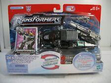 Transformers Robots in Disguise DESTRUCTICON SCOURGE Action Figure ~ MOC