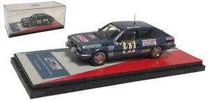 Tron Lancia Beta HPE #37 'Chardonnet' Monte Carlo 1982 - M Chomat 1/43 Scale