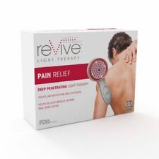 DPL reVive Clinical Pain Relief Light Therapy System, New Open Box