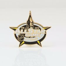 NHL 2012 NHL All Star Game №59 Ottawa pin, badge, lapel, hockey
