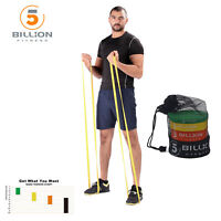 5BILLION Pull Up Latex Resistance Band Streching  Workout Fitness Equipment