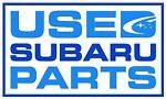 Used Subaru Parts Ltd