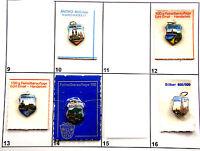 1 Bettelarmband Anhänger Wappen Deutschland OVP kostet 8€ Souvenir Charm 227-2