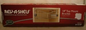 "Rev-A-Shelf 18"" Top Mount Bracket CTMB-18-5 Bracket & Hardware Only"