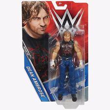 Wwe Dean Ambrose Series Basic 72 Smackdown Mattel Wrestling Action Figure New